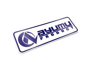 ayumuproduct ステッカー