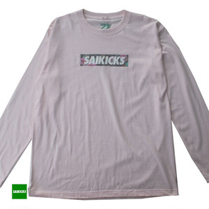 SAIKICKS TROPICAL BOX LOGO L/S TSH