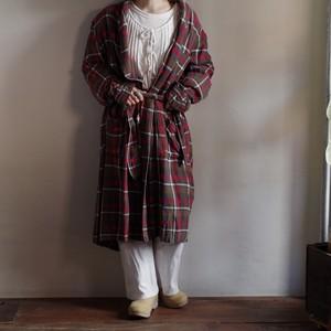 Vintage Rayon Gown / Robe / ビンテージ レーヨン ガウン / ローブ