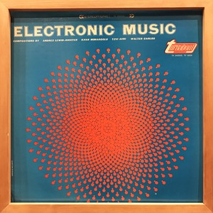 V.A. ‎– Electronic Music (LP)