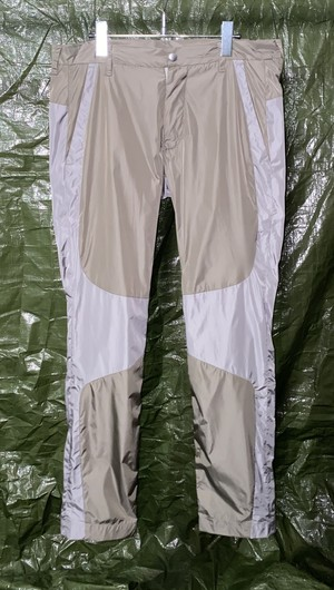 ARNAR MAR JONSSON PANELLED TAILORED TROUSERS