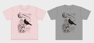 spooky Tシャツ「話テー」