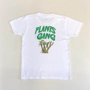Plants Gang  Kids T-shirt (Pachypodium gracilius)