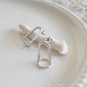 ピアス CE-123 Bells-Silver