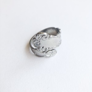 spoon ring #8[r-92]