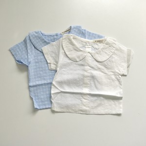 〔即納〕baby collar blouse