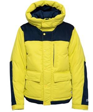 NYLON COLOR DOWN JACKET[REJ036]