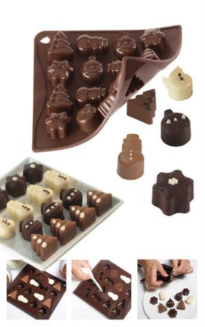 CHOCO02  チョコアイス・クリスマス
