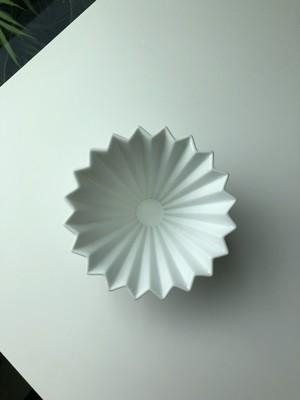 ORIGAMIドリッパー(Sサイズ) ホワイト