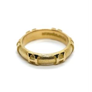 Hermès Vintage  18k Gold Ring