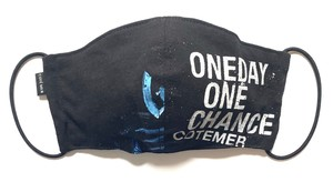 【COTEMER マスク 日本製】ONE DAY ONE CHANCE BAND MASK 0517-136