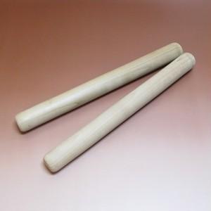 太鼓バチ朴の木 2太 36cm