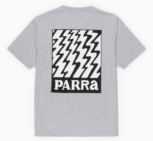 [ by Parra ] static logo t-shirt