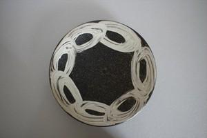 池田大介|刷毛目5寸皿
