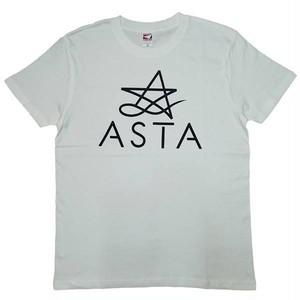 ASTA Tシャツ ホワイト