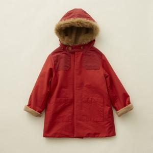 eLfinFolk(エルフィンフォルク)hight lander coat(110/120/130)コート アウター ミリタリー