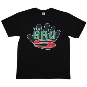 """Yo! Bros"" Fab 5 Big Logo Tee"