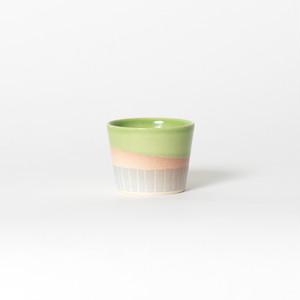 金城有美子 ミニカップ 抹茶