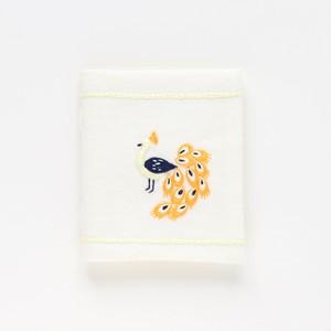 『クジャクのニードルブック』刺繍キット