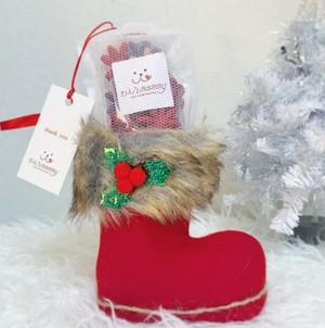 クリスマス限定 長靴おやつセット