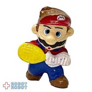 ザイーニ チョコ スーパーマリオ ミニフィギュア テニス