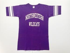 80s Champion チャンピオン トリコタグ フットボール WIN Tシャツ ビンテージ L
