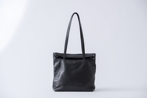muji leather bag