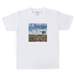 ZITA  Tシャツ「希望のレール」