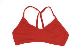 水着 スポーツビキニ トップ レッド /Myles Bikini Top Red