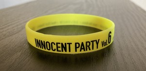 INNOCENT PARTY Vol.6 リストバンド