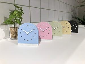 オクロック 置き時計 全5色