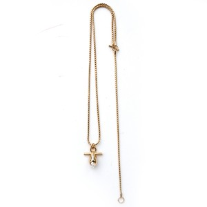 BULB/Necklace Gold