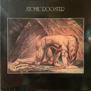 【LP】ATOMIC ROOSTER/Death Walks Behind You