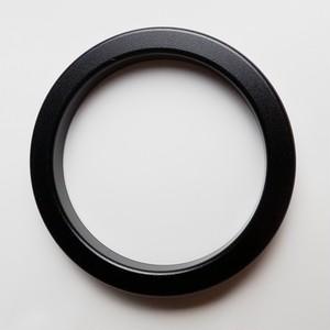 アルミ Cリング マットブラック(幅5mm/高さ6mm)
