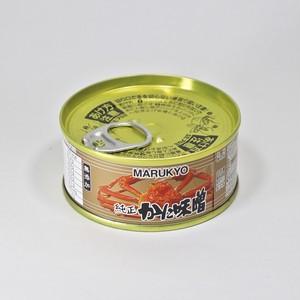 かに味噌缶