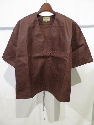 【別注】Kakishibu Pullover shirt