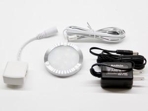 ちょい乗せライトセット(3灯+調光器)《苔テラリウム・コケリウム用》