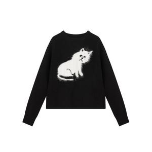 キャットセーター