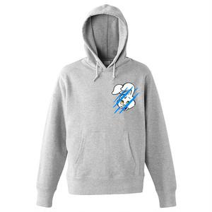 PSYCHO RABBIT hoodie