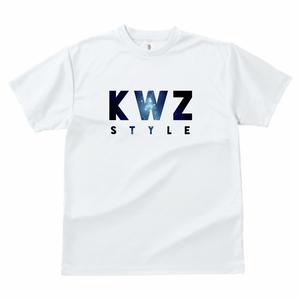 KAWAZZ STYLE!!ドライTシャツ ホワイト