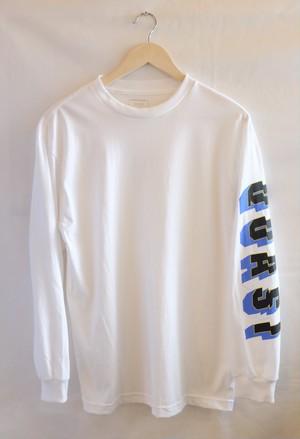 QUASI LONG SLEEVE Tシャツ ロンT クワジー L