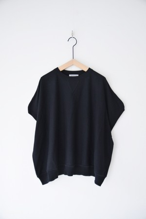 【ORDINARY FITS】BARBER NO SLEEVE KNIT/OF-N017