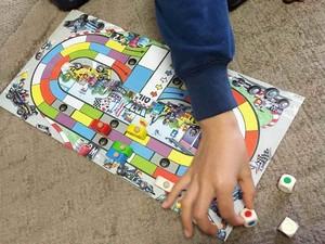 【5歳からのボードゲーム】 ハバ(HABA)社 ボードゲーム カーレース 判断力を養います!