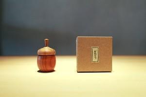 どんぐり【木工/東大阪/日の出製作所 (蜷川きよし)】