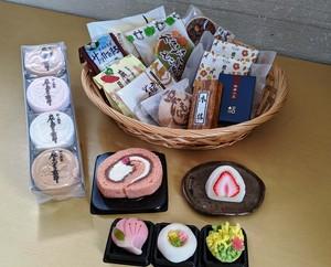 オフィス用置き和菓子【松】(頻度:月1回、1年以上継続)
