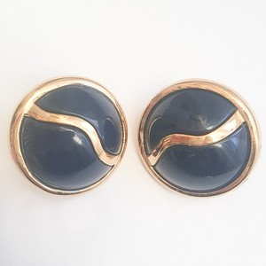 navy & gold pierce[p-407]