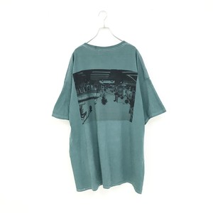PHOTO TEE(DARK GREEN)