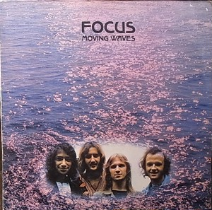【LP】FOCUS/Moving Waves
