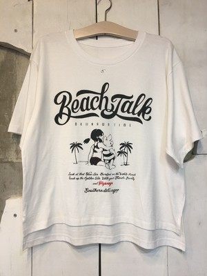 BEACH TALK:BIG T-SHIRTS