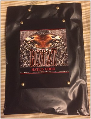 Rotat - Hate is Good  Tape